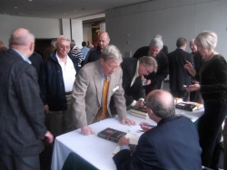 Book signing at the Atlanta Vietnam Veterans Business Association